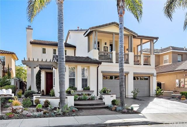 203 Calle Botanico, San Clemente, CA 92673 (#301559200) :: Coldwell Banker Residential Brokerage
