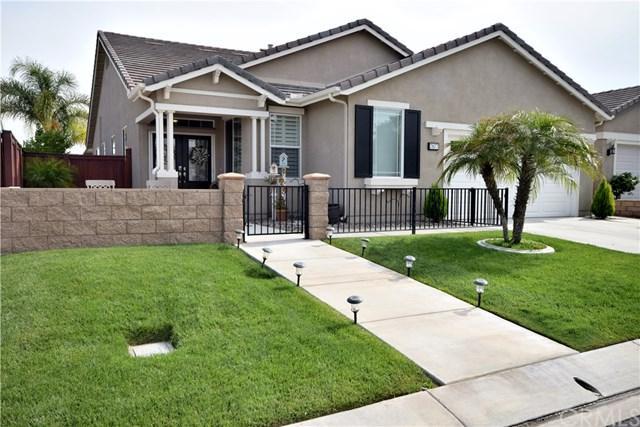 7877 Littler Drive, Hemet, CA 92545 (#301559227) :: Coldwell Banker Residential Brokerage