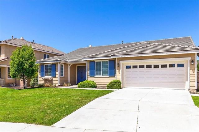 29805 E Lake Court, Menifee, CA 92586 (#301559232) :: Coldwell Banker Residential Brokerage