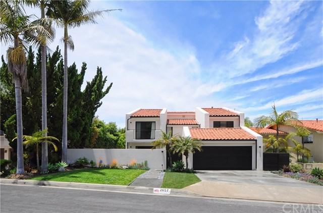 2657 Via Olivera, Palos Verdes Estates, CA 90274 (#301559276) :: Coldwell Banker Residential Brokerage