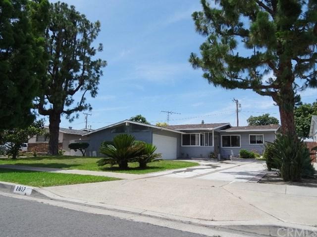 2817 W Devoy Drive, Anaheim, CA 92804 (#301559374) :: Coldwell Banker Residential Brokerage