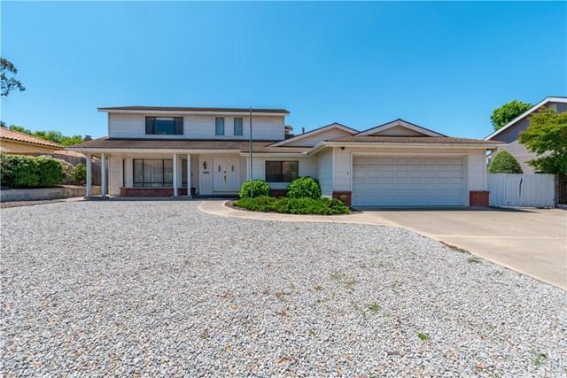 4385 Countrywood Drive, Santa Maria, CA 93455 (#301559380) :: Coldwell Banker Residential Brokerage