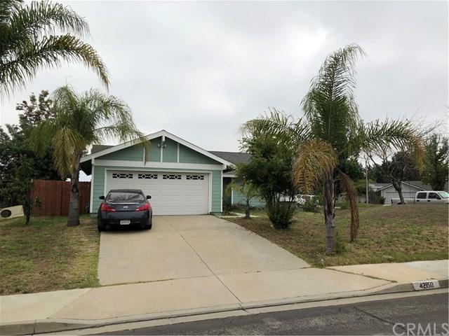 42150 Agena Street, Temecula, CA 92592 (#301559545) :: Coldwell Banker Residential Brokerage
