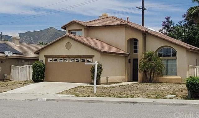 1575 Napoli Way, San Jacinto, CA 92583 (#301559547) :: Coldwell Banker Residential Brokerage