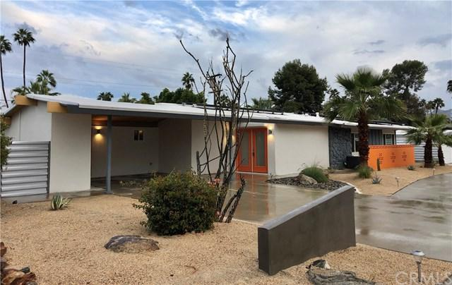 266 N Farrell Drive, Palm Springs, CA 92262 (#301559591) :: Coldwell Banker Residential Brokerage