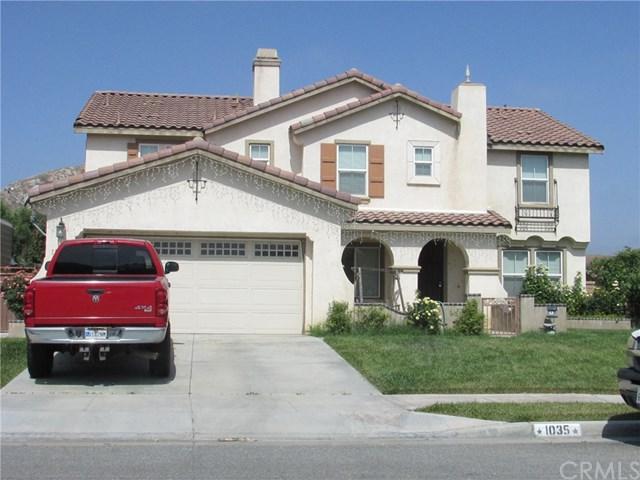 1035 Cornflower Drive, Hemet, CA 92545 (#301559623) :: Coldwell Banker Residential Brokerage