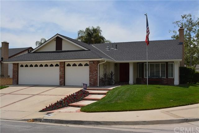 6558 Twinspur Place, Rancho Cucamonga, CA 91739 (#301559647) :: Coldwell Banker Residential Brokerage