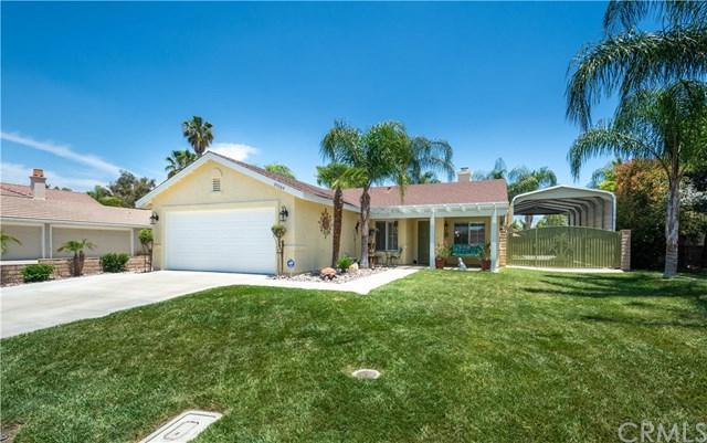 25064 Sansome Street, Hemet, CA 92544 (#301559673) :: Coldwell Banker Residential Brokerage