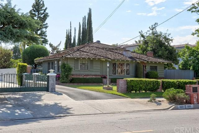 1335 S 2nd Avenue #3, Arcadia, CA 91006 (#301559704) :: Coldwell Banker Residential Brokerage