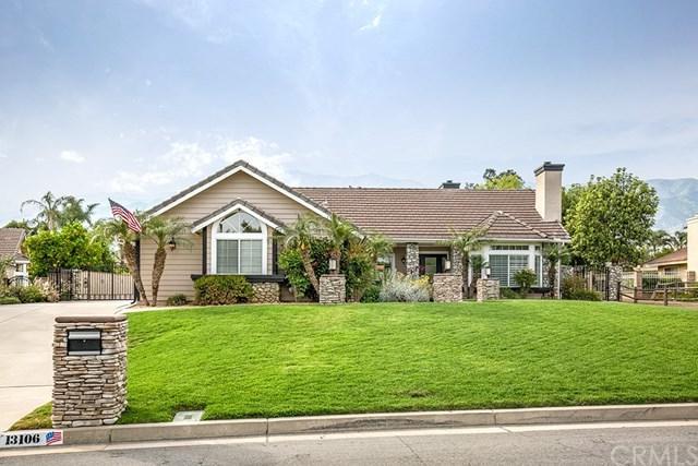 13106 Arapaho Road, Rancho Cucamonga, CA 91739 (#301559784) :: Coldwell Banker Residential Brokerage