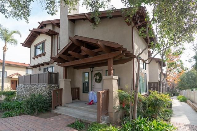 50 Esperanza Avenue C, Sierra Madre, CA 91024 (#301559787) :: Coldwell Banker Residential Brokerage