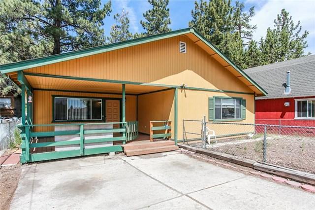 722 W Aeroplane Boulevard, Big Bear, CA 92314 (#301559840) :: Coldwell Banker Residential Brokerage