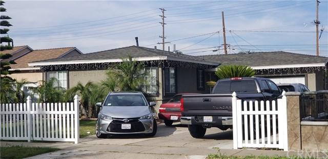 2235 Evergreen Street, Santa Ana, CA 92707 (#301559965) :: Coldwell Banker Residential Brokerage