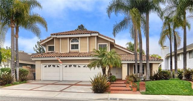 26391 Santa Rosa Avenue, Laguna Hills, CA 92653 (#301559992) :: Coldwell Banker Residential Brokerage