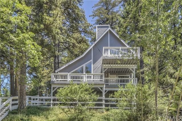 26450 Walnut Hills Drive, Lake Arrowhead, CA 92352 (#301560021) :: Coldwell Banker Residential Brokerage