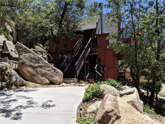 32960 Deer Ln, Running Springs, CA 92308 (#301560337) :: Coldwell Banker Residential Brokerage