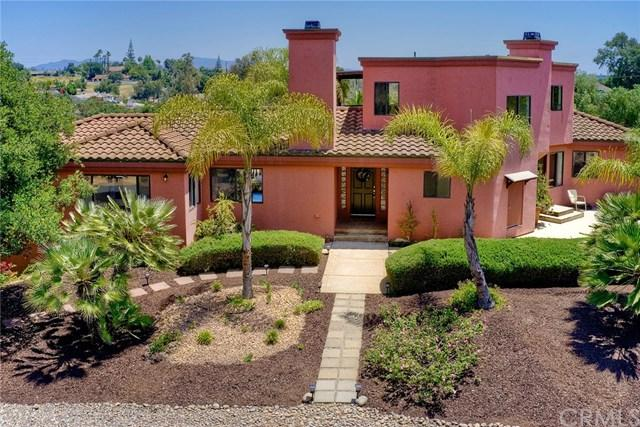 1379 Sycamore Heights Rd, Fallbrook, CA 92028 (#301560377) :: Coldwell Banker Residential Brokerage