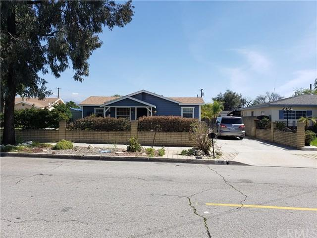 436 S Jackson Avenue, Azusa, CA 91702 (#301560470) :: Coldwell Banker Residential Brokerage