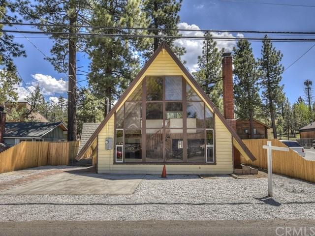 112 W Country Club, Big Bear, CA 92314 (#301560736) :: Coldwell Banker Residential Brokerage