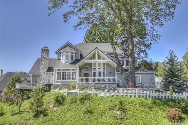 1030 Black Oaks Drive, Lake Arrowhead, CA 92352 (#301560748) :: Coldwell Banker Residential Brokerage