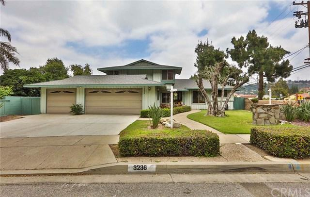 3236 Avalo Drive, Hacienda Heights, CA 91745 (#301560833) :: Coldwell Banker Residential Brokerage