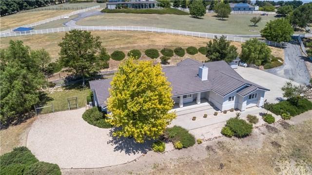 2760 Ardilla Road, Atascadero, CA 93422 (#301560939) :: Ascent Real Estate, Inc.
