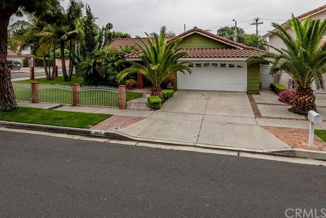 2617 S Center Street, Santa Ana, CA 92704 (#301560963) :: Coldwell Banker Residential Brokerage
