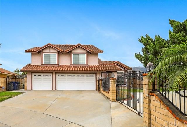 2640 Hayride Court, Rowland Heights, CA 91748 (#301560975) :: Coldwell Banker Residential Brokerage