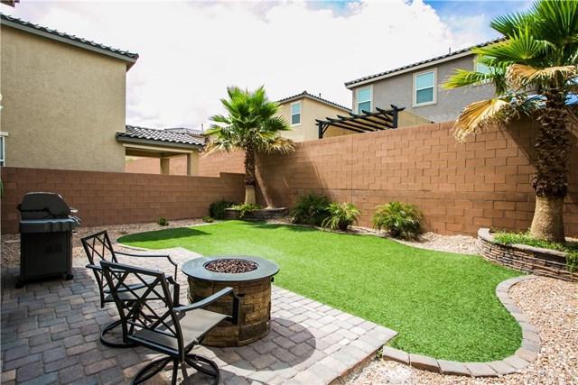 8744 Cerrito Canyon, Las Vegas, NV 89148 (#301561257) :: Coldwell Banker Residential Brokerage