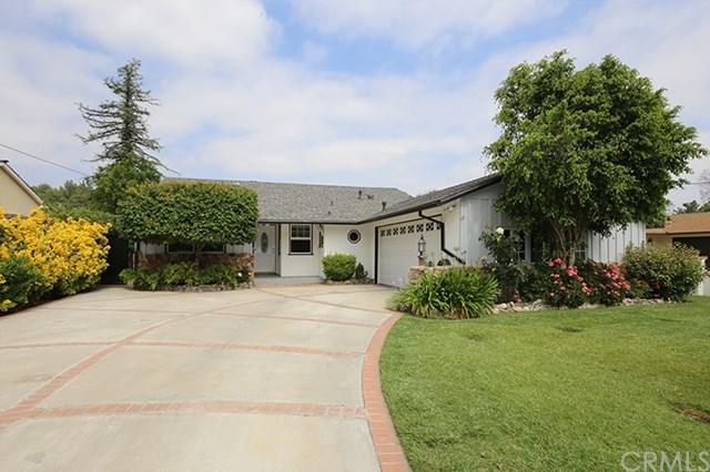 8942 Dempsey Avenue, North Hills, CA 91343 (#301561282) :: Coldwell Banker Residential Brokerage