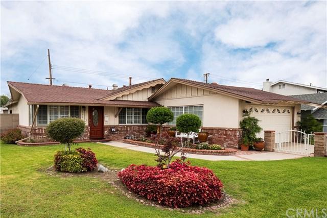 7921 Geranium Circle, Buena Park, CA 90620 (#301561355) :: Coldwell Banker Residential Brokerage