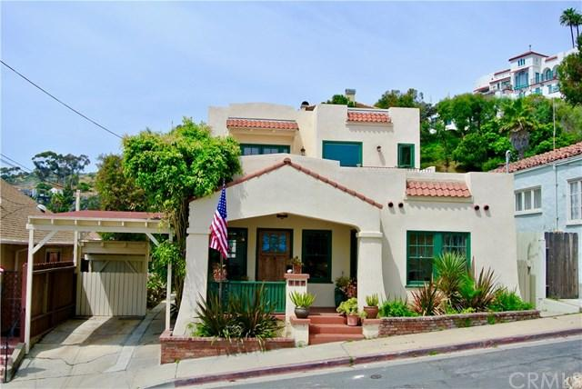 117 Vieudelou Avenue, Avalon, CA 90704 (#301561367) :: Coldwell Banker Residential Brokerage