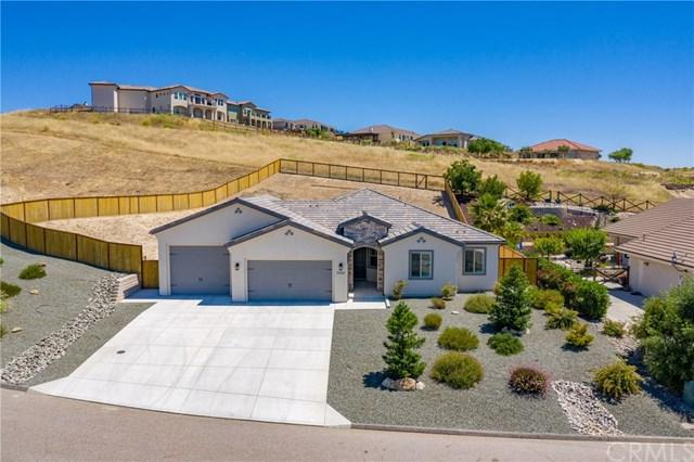 3460 Catalina Place, Paso Robles, CA 93446 (#301561399) :: Coldwell Banker Residential Brokerage