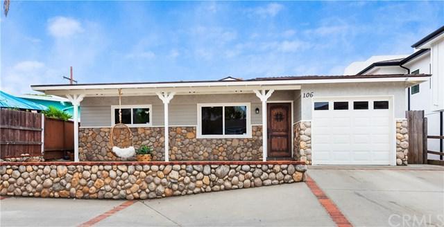 106 Avenida Dominguez, San Clemente, CA 92672 (#301561416) :: Coldwell Banker Residential Brokerage