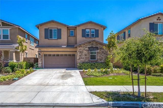 15945 Harmony Lane, Fontana, CA 92336 (#301561835) :: Coldwell Banker Residential Brokerage