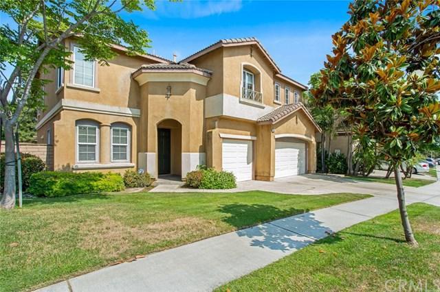 9431 Sun Meadow Court, Rancho Cucamonga, CA 91730 (#301561841) :: COMPASS