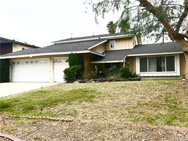 264 Carbonia Avenue, Walnut, CA 91789 (#301561880) :: Coldwell Banker Residential Brokerage