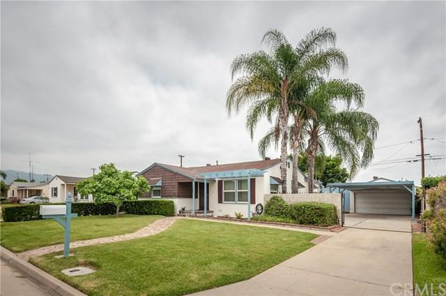 1442 N Calera Avenue, Covina, CA 91722 (#301561932) :: COMPASS