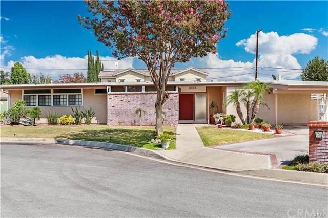 1632 Watson Drive, Arcadia, CA 91006 (#301561958) :: Coldwell Banker Residential Brokerage