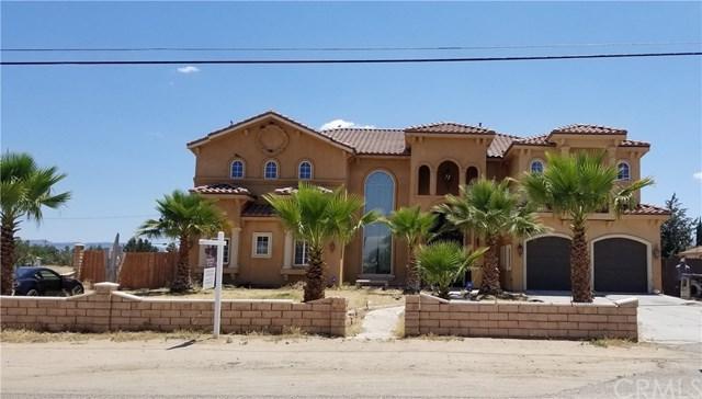 14733 Juniper Street, Hesperia, CA 92345 (#301562199) :: Coldwell Banker Residential Brokerage