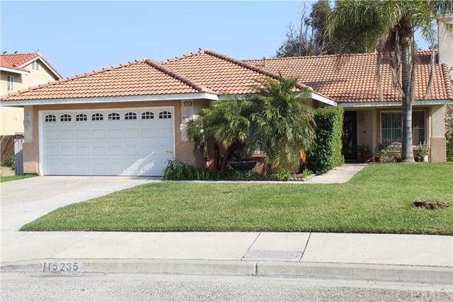 15235 Carob Lane, Fontana, CA 92335 (#301562261) :: Coldwell Banker Residential Brokerage