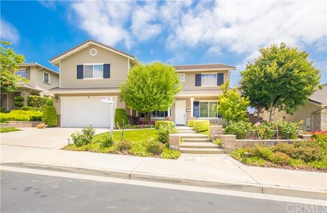 16859 Tamarind Court, Chino Hills, CA 91709 (#301562283) :: Coldwell Banker Residential Brokerage