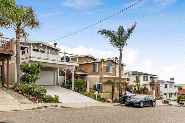 846 18th Street, Hermosa Beach, CA 90254 (#301562366) :: Coldwell Banker Residential Brokerage