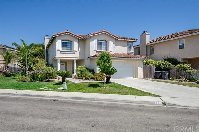1814 Jesselle Court, Santa Maria, CA 93454 (#301562466) :: Coldwell Banker Residential Brokerage