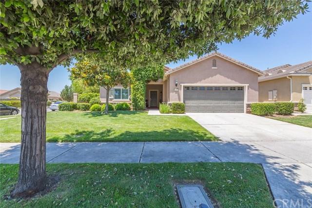 5176 Paseo Callado, Hemet, CA 92545 (#301562500) :: Coldwell Banker Residential Brokerage