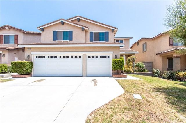 7261 Magnolia Place, Fontana, CA 92336 (#301562536) :: Coldwell Banker Residential Brokerage
