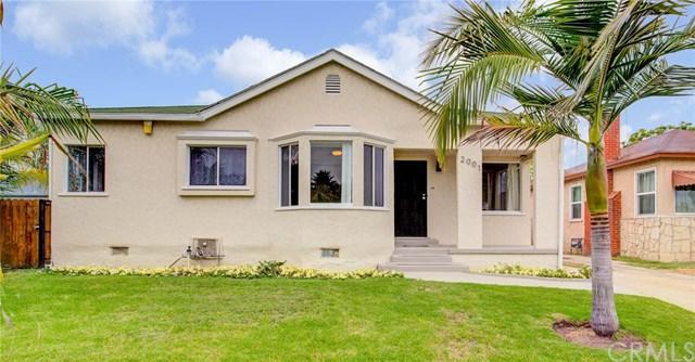 2001 S Spaulding, Los Angeles, CA 90016 (#301562575) :: Coldwell Banker Residential Brokerage