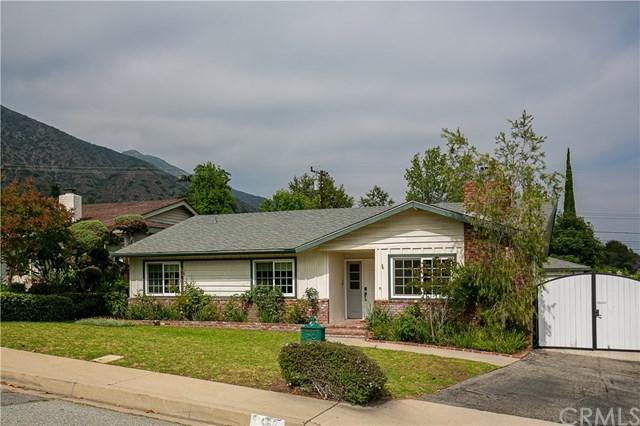 460 Sierra Keys Drive, Sierra Madre, CA 91024 (#301562774) :: Coldwell Banker Residential Brokerage