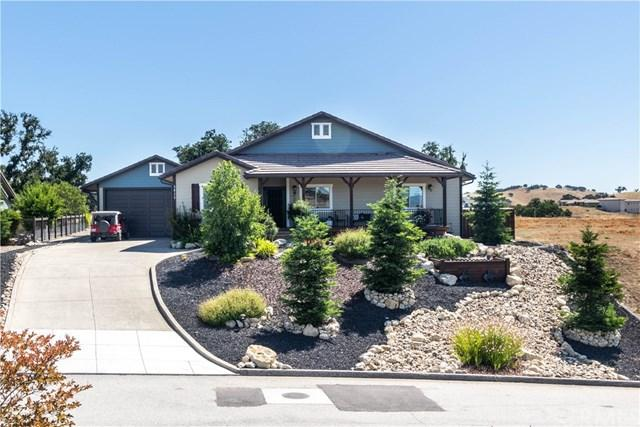 3415 Timberline Drive, Paso Robles, CA 93446 (#301562776) :: Coldwell Banker Residential Brokerage