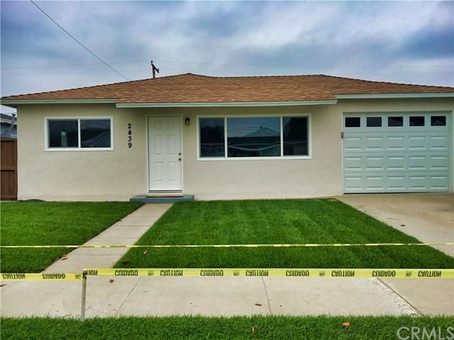 2439 W 236th Place, Torrance, CA 90501 (#301562828) :: Coldwell Banker Residential Brokerage